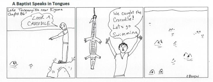 blog crocodile